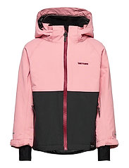 AKTIV COLD WEATHER JACKET - 097/LT ROSE/BLA