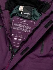 Tretorn - SAREK EXPEDITION OVERALL - snowsuit - 056/blackberry - 4