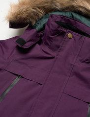 Tretorn - SAREK EXPEDITION OVERALL - snowsuit - 056/blackberry - 5