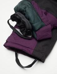 Tretorn - SAREK EXPEDITION OVERALL - snowsuit - 056/blackberry - 6