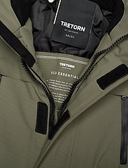 Tretorn - SAREK EXPEDITION OVERALL - snowsuit - 063/field green - 4