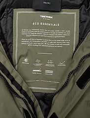 Tretorn - SAREK EXPEDITION OVERALL - snowsuit - 063/field green - 5