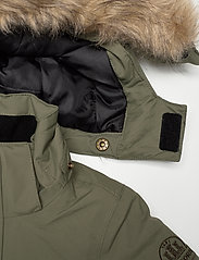 Tretorn - SAREK EXPEDITION OVERALL - snowsuit - 063/field green - 8