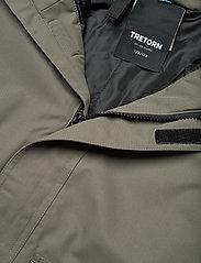 Tretorn - CLART PARKA - parkas - 063/field green - 3