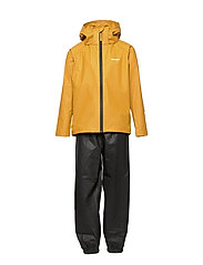 KIDS PACKABLE RAINSET - 072/HARVEST