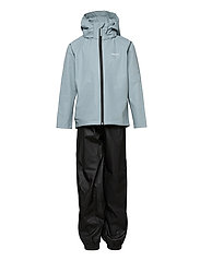 KIDS PACKABLE RAINSET - 082/SKY