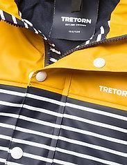 Tretorn - WINGS FLEECE COAT - overall - 079/spectra yel - 4