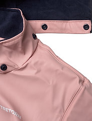 Tretorn - AKTIV FLEECE JACKET - jassen - 099/light rose - 5