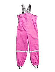 KIDS HIGH RAINPANT - FUCHSIA