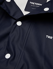Tretorn - KIDS WINGS RAINCOAT - vestes - 080/navy - 1