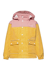 KIDS WINGS RAINCOAT - 091/LT ROSE/STR