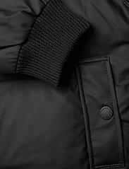 Tretorn - BAFFLE VARSITY - veste rembourrée - 010/black - 3