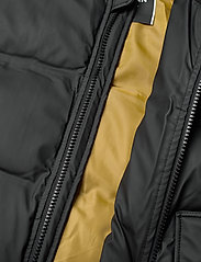 Tretorn - BAFFLE VARSITY - veste rembourrée - 010/black - 4