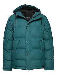 BAFFLE JACKET - 062/ARTIC GREEN