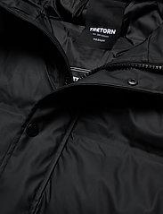Tretorn - BAFFLE JACKET - fodrade jackor - black - 2