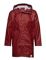 PU PARKA - 059/OAK RED