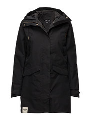 WOMENS RAIN JACKET FROM THE SE - 014/DEEP END BL