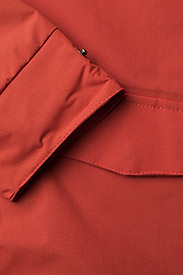 Tretorn - WOMENS RAIN JACKET FROM THE SE - parki - 052/gunwale red - 4