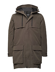 ARCH JKT MEN - 066/BLACK OLIVE