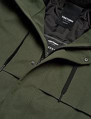 Tretorn - ARCH JKT MEN - sadetakit - 067/forest gree - 3