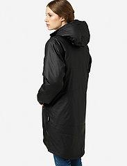 Tretorn - WINGS MONOCROME PADDED - manteaux de pluie - 011/jet black - 4