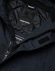 Tretorn - KIDS PARKA FROM THE SEA - parkas - 017/hull blue - 5