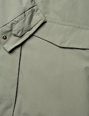 Tretorn - RAIN JKT FROM THE SEA PADDED W - parki - 061/seagrass - 4