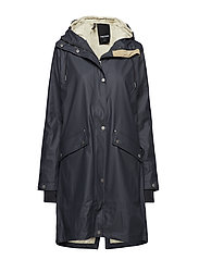 ERNA 2.0 RAINCOAT - 084/DARK NAVY