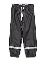 KIDS EXPLORER RAINPANTS - 011/JET BLACK