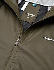 Tretorn - PACKABLE RAINSET - manteaux de pluie - 067/forest gree - 4