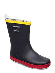 TRETORN X MAKIA RUBBERBOOT - 080/NAVY