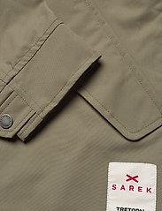 Tretorn - SAREK 72 WMN - manteaux de pluie - 063/field green - 5