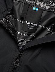 Tretorn - BLEETER - manteaux de pluie - 011/jet black - 3