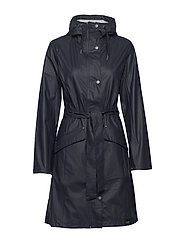 INDRA RAINCOAT - 080/NAVY