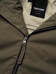 Tretorn - SAREK 72 KIDS - vestes - 063/field green - 5