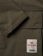 Tretorn - SAREK 72 KIDS - vestes - 063/field green - 6