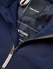 Tretorn - SAREK SOFTSHELL JKT - softshell jassen - 080/navy - 3
