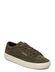 TOURNAMENT SUEDE - 049/DARK OLIVE