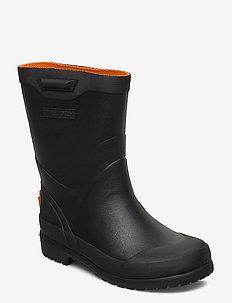 CLASSIC JR - bottes en chaouthouc - 010/black