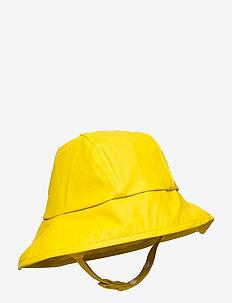 KIDS WINGS RAIN HAT - vêtements d'hiver - 078/spectra yel