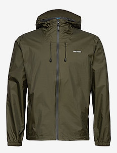 BREEZE JKT MEN - rainwear - 067/forest gree