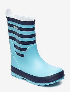 GRNNA - bottes en chaouthouc - 083/turquoise/n