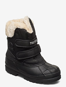 EXPEDITION BOOT - winterstiefel - 010/black