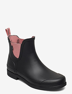 EVA - warm lined boots - 017/black/heath