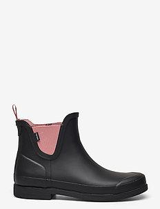 EVA - warm lined boots - 017/black/heath