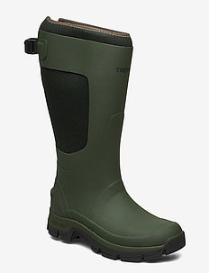 TORNEVIK NEO - regnstøvler - green