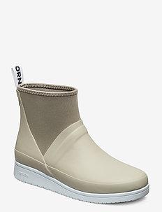 VIKEN LOW NEO - gummistøvler - 002/sand