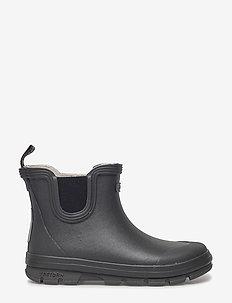 AKTIV CHELSEA - unlined rubberboots - 010/black