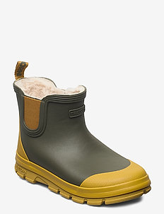 AKTIV CHELSEA WINTER - rubberboots - 063/field green
