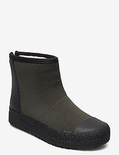 ARCH HYBRID - flat ankle boots - 067/forest gree